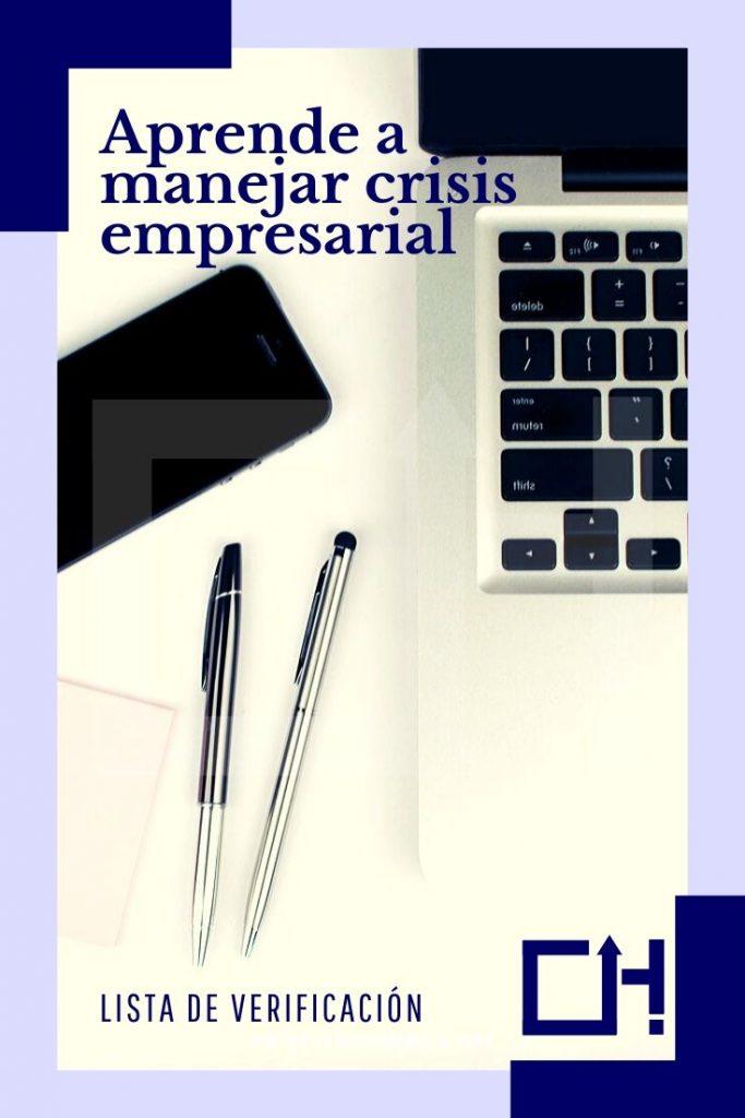 aprende a manejar crisis empresariales