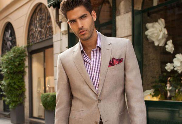 terno en verano: colores claros